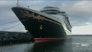 COVID has cruise lines docked