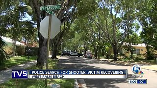Detectives investigate shooting in West Palm Beach