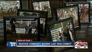 Skiatook community mourns cowboy
