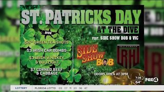 Local bars expect big business with first St. Patty's Day open since COVID