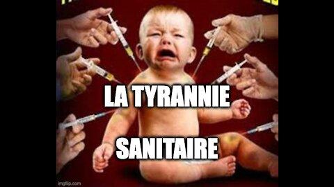 Covidpass: la tyrannie sanitaire dévoilée