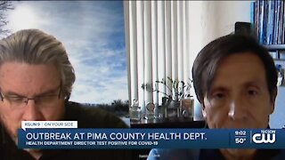 COVID-19 outbreak at the Pima County Health Department