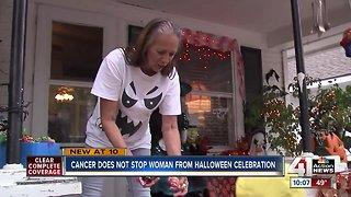 North Kansas City home a Halloween horror