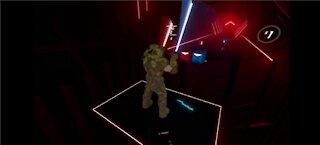 Doom Guy Plays Beat Saber 2!