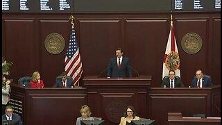 Gov. DeSantis lays out plan for education across Florida