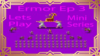 Dominions 5 Ermor Lets Play Mini Series   PART 3  