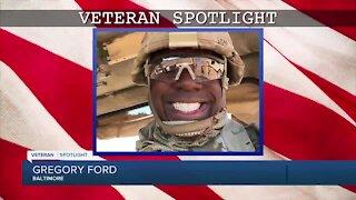 Veteran Spotlight: Gregory Ford