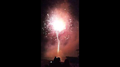 Sebastian Fireworks