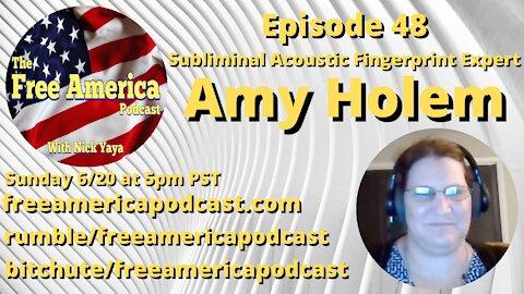 Episode 48: Amy Holem