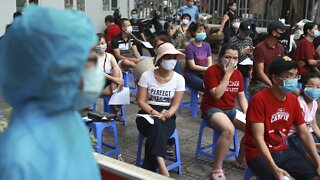 Vietnam To Test All 1.1 Million Residents Of Coastal COVID-19 Hotspot