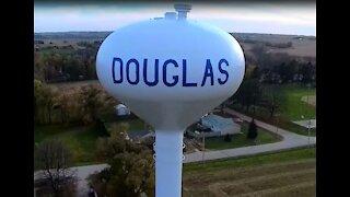 Douglas, Nebraska Water Tower