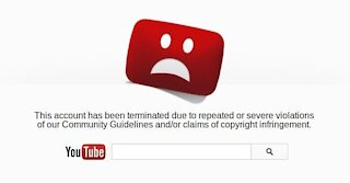 Fight Junkie Banned From YouTube!