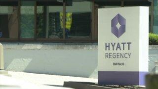 Hyatt Regency Buffalo to permanently close downtown
