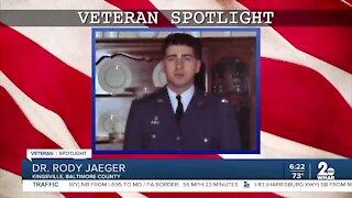 Veteran Spotlight: Dr. Rody Jaeger of Baltimore County