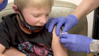 Pfizer Tests COVID-19 Vaccine On Children Ages 5 To 11