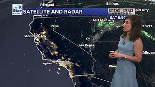 13 First Alert Las Vegas Weather June 1 Morning