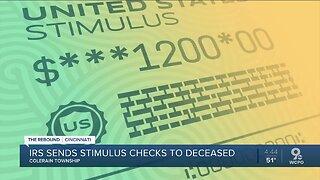 DWYM: Stimulus Checks for Dead People