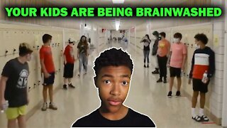YOUR KIDS ARE BEING BRAINWASHED