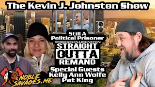 The Kevin J. Johnston Show With Special Guest Pat, and Kelly