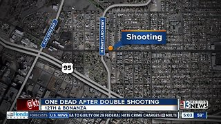 2 people shot in downtown Las Vegas