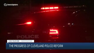 Road to Reform: 5 years after USDOJ consent decree, has federal oversight changed Cleveland Police?