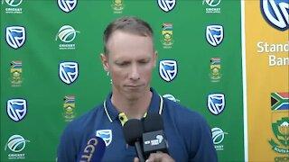 VIDEO: Proteas can show we're here to play in England opener, says Van der Dussen (9bA)