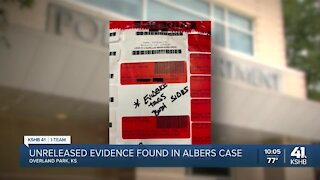 I-Team questions lead to Overland Park finding unreleased evidence in Albers shooting case