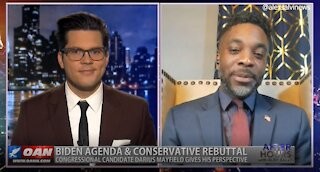 After Hours - OANN Taking on Biden with Darius Mayfield