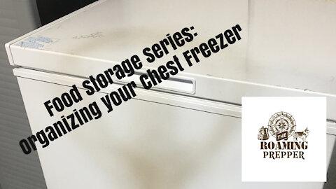 Food Storage Series: Maximizing your Chest Freezer
