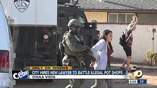 Exclusive: Chula Vista raids illegal pot shop