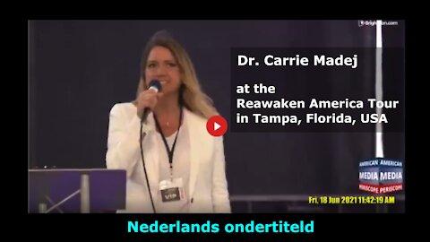 Dr. Carrie Madej over het globale transhumanistische overnameplan & een boodschap van hoop
