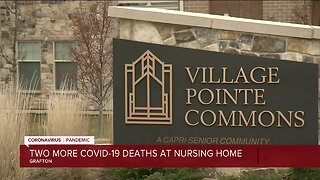 Two more deaths reported at Grafton senior facility with COVID-19 outbreak