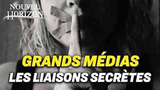 Perte d'indépendance des grands médias ; Villes connectées comme outil de surveillance