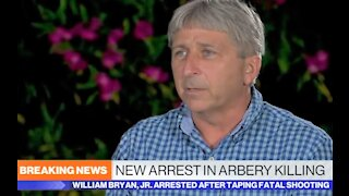 "George police arrest William ""Roddie"" Bryan in murder of Ahmaud Arbery"
