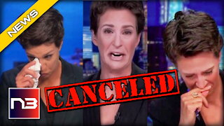 YES! MSNBC Just CANCELED Rachel Maddow!