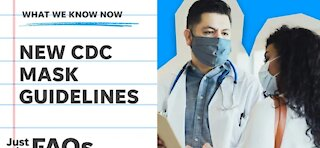No more masks for those vaccinated: Here's How the new CDC guidelines affect you | Just the Faqs