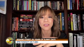 Sesame Street - 50 years of sunny days