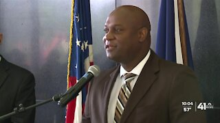 Kansas City, Kansas, announces Karl Oakman as new police chief
