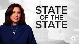 Whitmer to talk about Michigan's fight against COVID-19