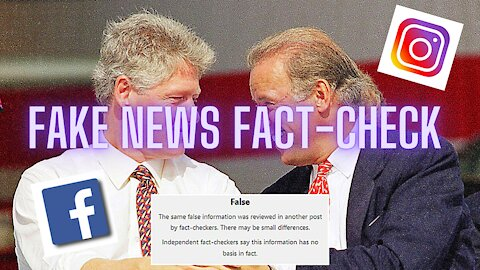 Fake Fact-Checkers Censor To Protect The Left