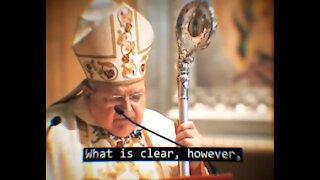 Cardinal warning on Evil Global Covid Agenda