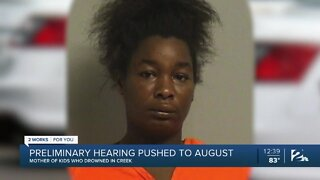 Preliminary hearing pushed to August