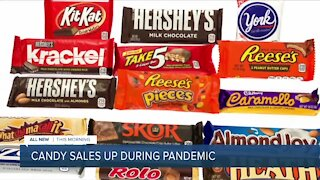 Have you been eating more chocolate lately?
