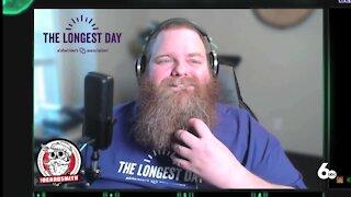 Big J's Beard Brigade raising money for Alzheimer's Association