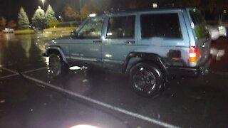 jeep Cherokee XJ Rust