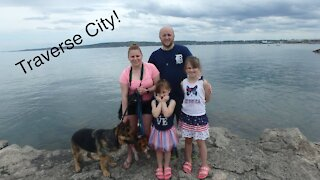 Traverse City, Mi! (Drone Down) :(