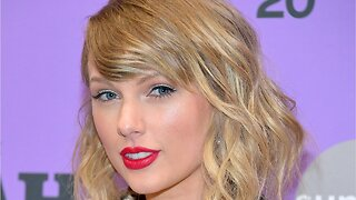 Taylor Swift Talks About Her Past Eating Disorder