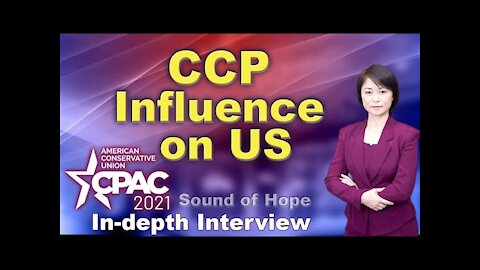 CCP Influence on US and Italy |Trump & Conservative Movement | Election Integrity (CPAC Interview 4)