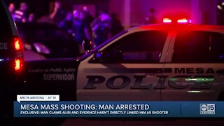 Mesa police arrest man in deadly drive-by shooting investigation