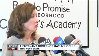 Over $50 a day, 3 year waits... New York State tackles childcare issues